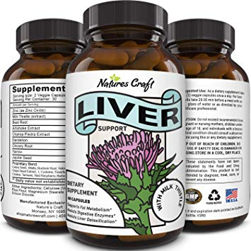 81rY9uhXzML. SY355  - Using Liver Supplements Is A Good Thing