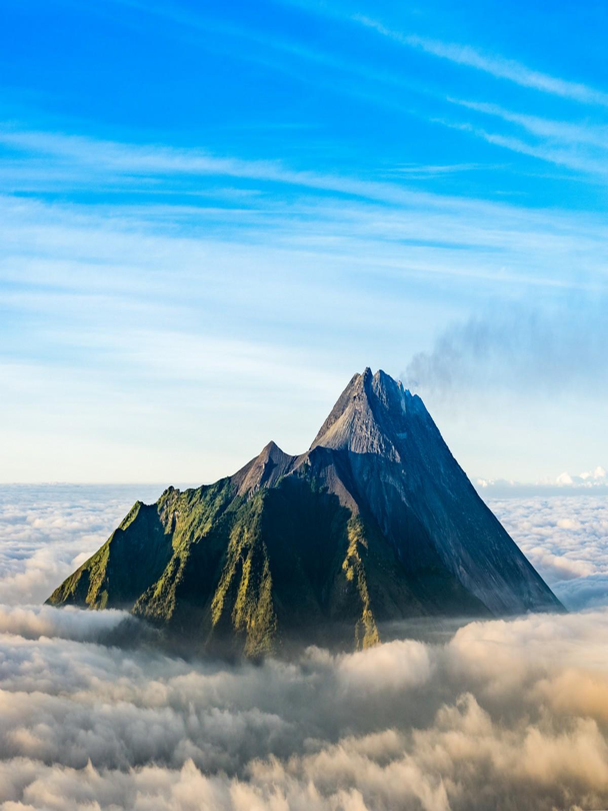 frenky harry  9ExPfUFWHM unsplash - Gunung Merapi: Mayat dalam keadaan sujud