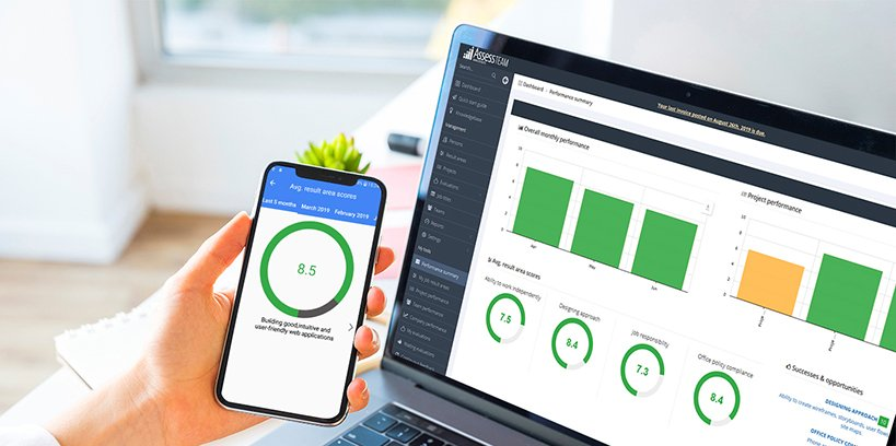 Key benefits of Mobile App Based Performance Management Process - How to Improve Mobile App Performance
